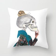 What was the question? Throw Pillow