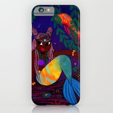 Tropical Mermadia Slim Case iPhone 6s