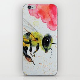 Bee Seen iPhone Skin
