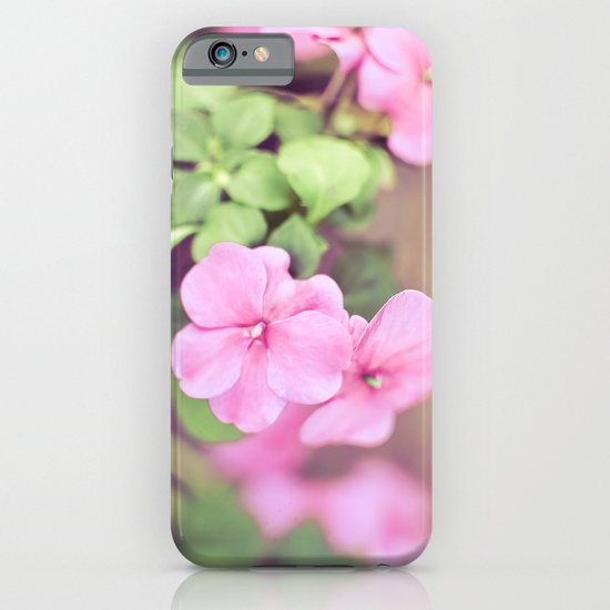 Soft Pinkness iPhone & iPod Case