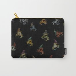 Magic Frogs Carry-All Pouch
