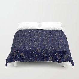 Sailor Moon Constellation Duvet Cover