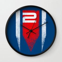 ME2 - Mass Effect Wall Clock