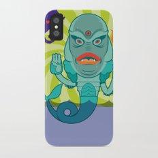 The Little Mermaid Slim Case iPhone X