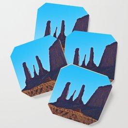 Blue Sky & Rock Coaster