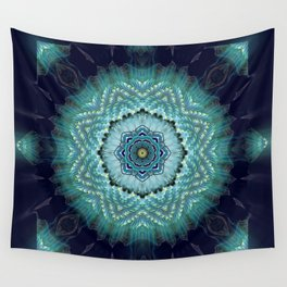 Wing Lotus Wall Tapestry