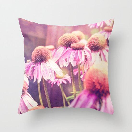 Midsummer Night's Dream - color version Throw Pillow