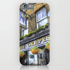 The Grapes Pub London Art iPhone 6s Slim Case