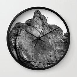 The Rock Wall Clock