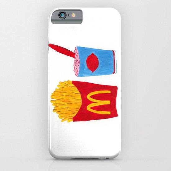 McD's & DQ iPhone & iPod Case
