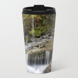 Cheeny Creek in the Forest Travel Mug