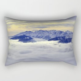The Valley Rectangular Pillow