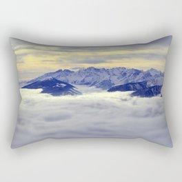 The Valley Rectangular Pillow