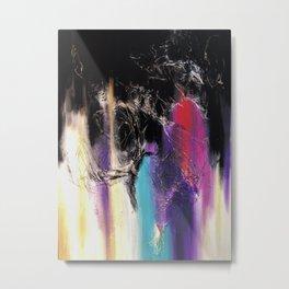 Joy Tremors Metal Print