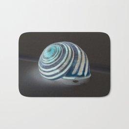 Glowing Snail Bath Mat