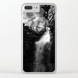 Falls II Clear iPhone Case