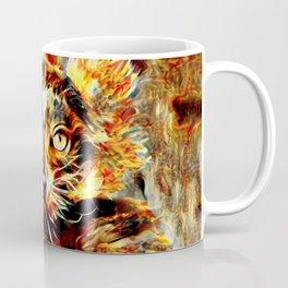 fierce lemur is not amused Coffee Mug