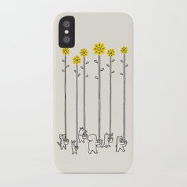 Seeds of hope iPhone Case