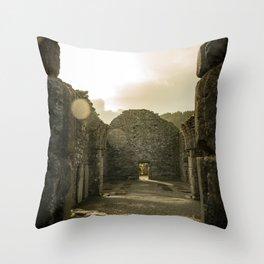 Glendalough Glow Throw Pillow