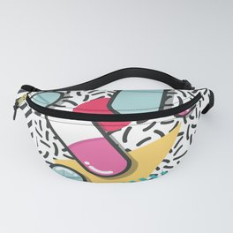 Pills pattern 018 Fanny Pack