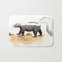Mr Skunk Bath Mat