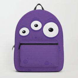 Psychos - Crazy Monsters (Purple) Backpack