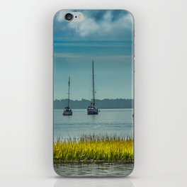 Ready to Set Sail iPhone Skin