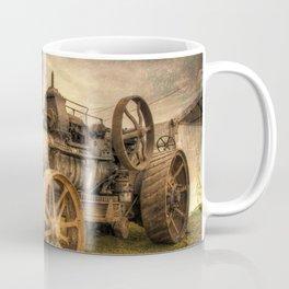 Textured Fowler Coffee Mug