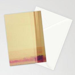 Abstract Desert Scape Santa Fe Modern Southwest Stationery Cards