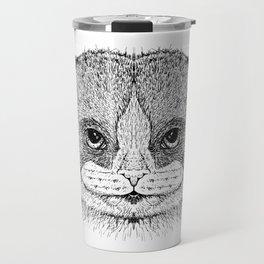 Cat 10 Travel Mug