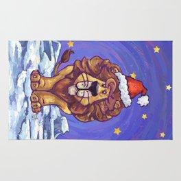 Animal Parade Lion Rug