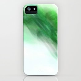 Floral Abstract I - JUSTART © iPhone Case