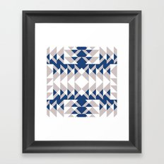 Pattern Print Edition 1 No. 6 Framed Art Print