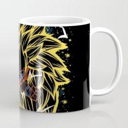 SSJ3 Goku Coffee Mug
