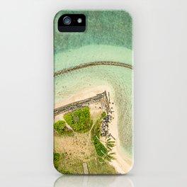 Kualoa From Above iPhone Case