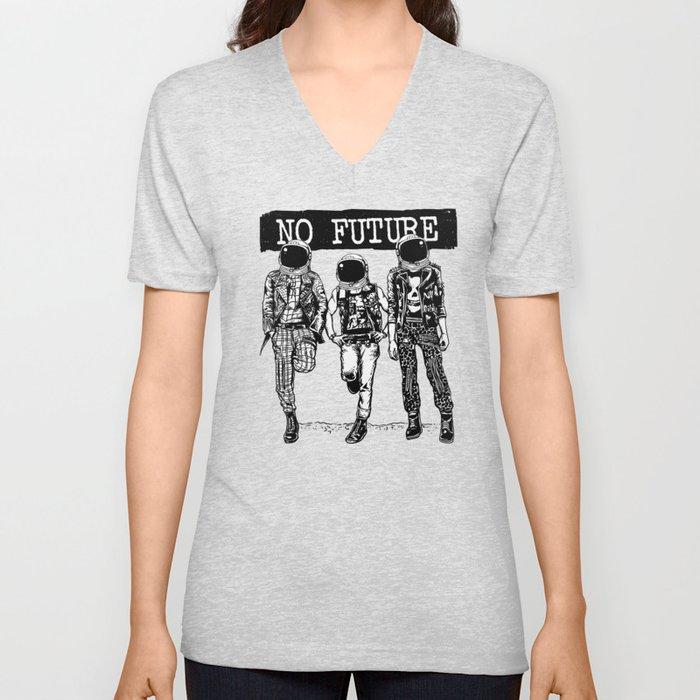 Future Unisex V-Neck