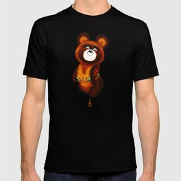Misha - The Olympic Bear T-shirt