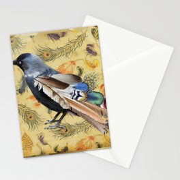 THE VAIN JACKDAW Stationery Cards