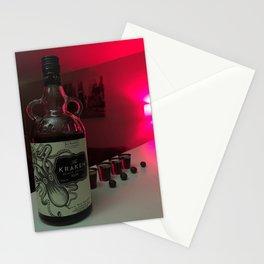 dark drinks Stationery Cards