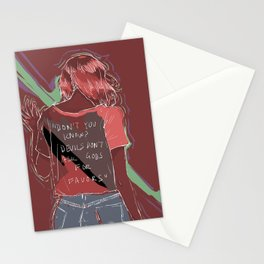 Don't You Know? Stationery Cards