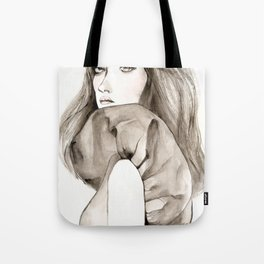 A portrait 3 Tote Bag