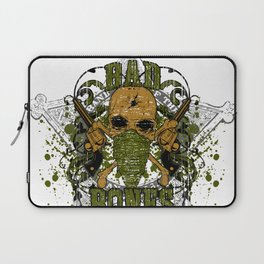 peacemaker falls asleep on the silver star Laptop Sleeve