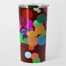 Circles #11 - 03162017 Travel Mug