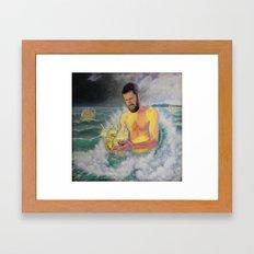 Preservation Framed Art Print