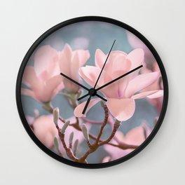 Magnolia 263 Wall Clock