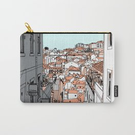 Lisbon City Carry-All Pouch