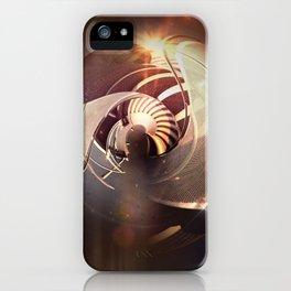 Evolution IV iPhone Case