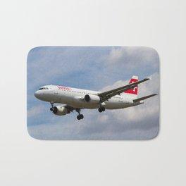 Swiss Airlines Airbus A320 Bath Mat