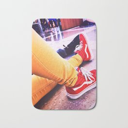 Shoes Bath Mat