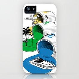 Luxury Paints iPhone Case
